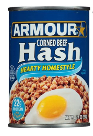Amour Star Corned Beef Hash