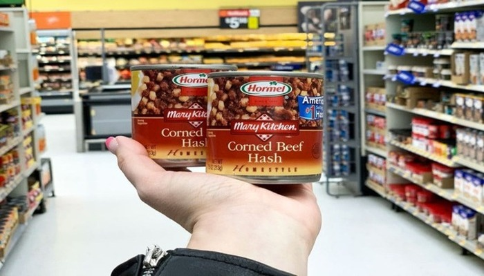 Best Canned Corned Beef Hash