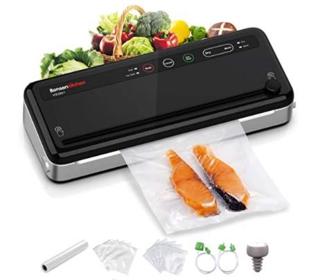 Food Saver Vacuum Sealer Machine For Food