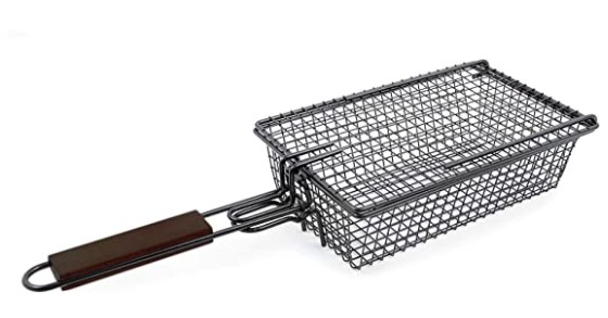 Yukon Glory Premium Fish Grilling Basket