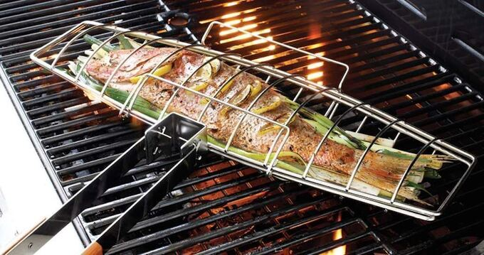 best grill basket for fish