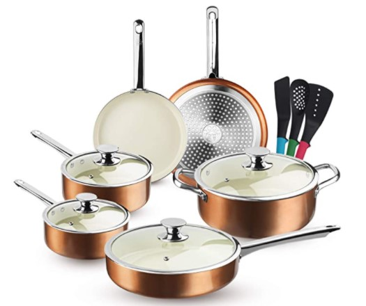 safe cookware gas stove