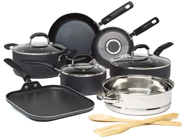 Goodful Premium Non-Stick Cookware Set