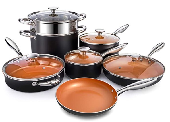 best non stick pans for gas stove
