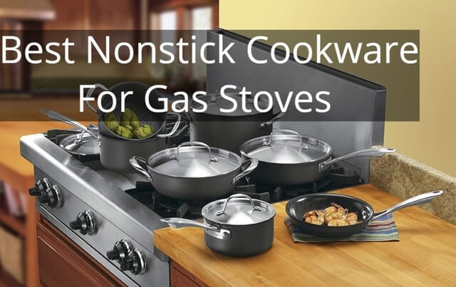 best nonstick cookware for gas stove