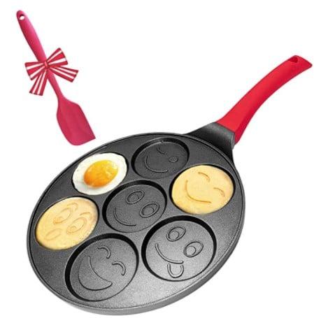 Pancake Griddle Pan Emoji Pancake Pan