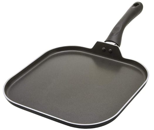 top rated pancake griddle