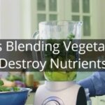 Does Blending Vegetables Destroy Nutrients