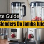 What Blenders Do Jamba Juice Use