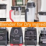 best blender for dry ingredients