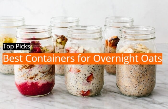 best containers for overnight oats