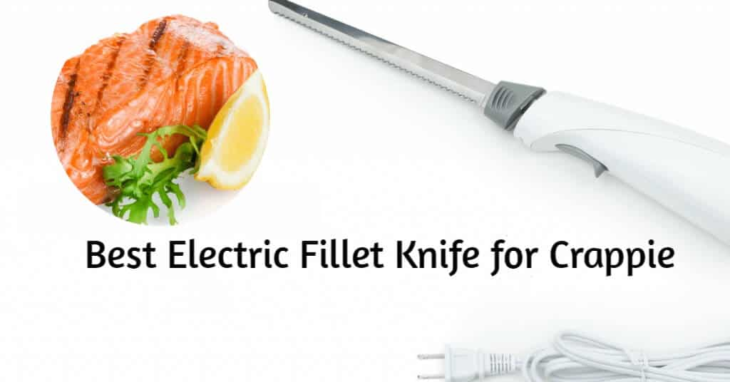 Best Electric Fillet Knife for Crappie